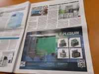 Pleguin Metal (Suplemento Diario Información Alicante)
