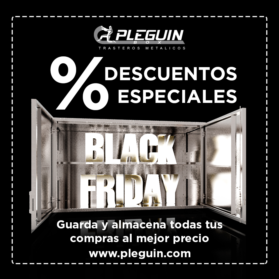 Black Friday PleguinBox